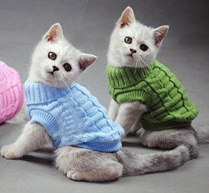 Turtleneck Pet Sweater Line-S