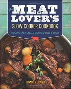 Cookbook Meat Lover's