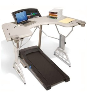 Treadmill Desk TrekDesk
