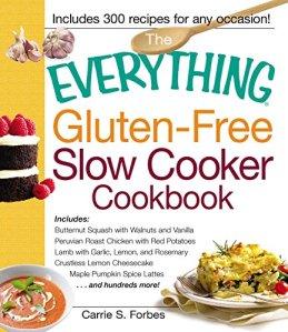 Cookbook Everything Gluten-Free