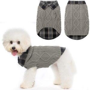 SCENEREAL Dog Sweater