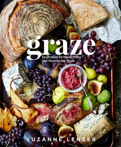 Graze cookbook, how to host a healthy super bowl party