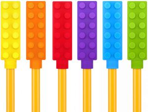 chewable pencil erasers legos