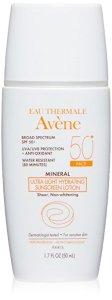 Sunscreen Avene