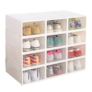 Shoe Shelf Storage Containers