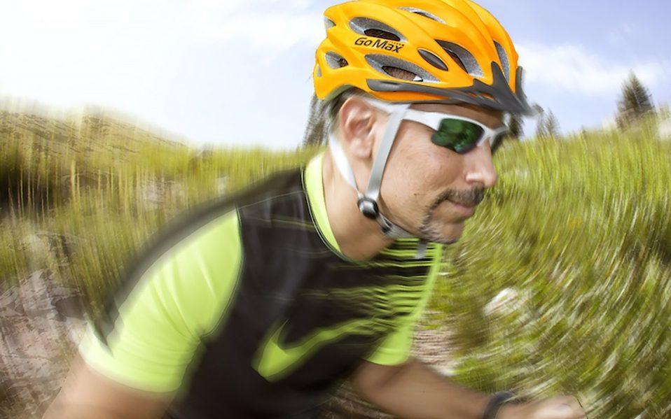 GoMax Aero Adult Safety bike Helmet