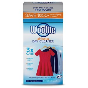 At Home Dry Cleaner Woolite