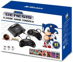Video Game Console Sega Genesis