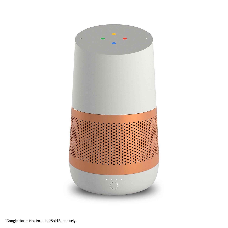 Google Assistant battery base amazon