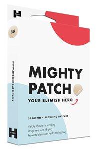 Mighty Patch Hero Cometics