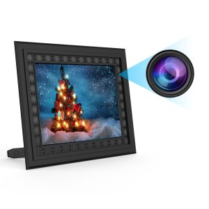 Hidden Spy Camera Photo Frame