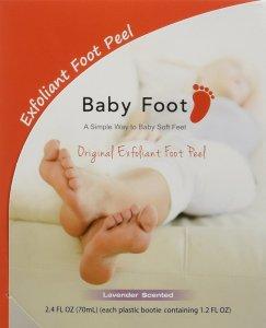Foot Exfoliant Scrub Baby Foot