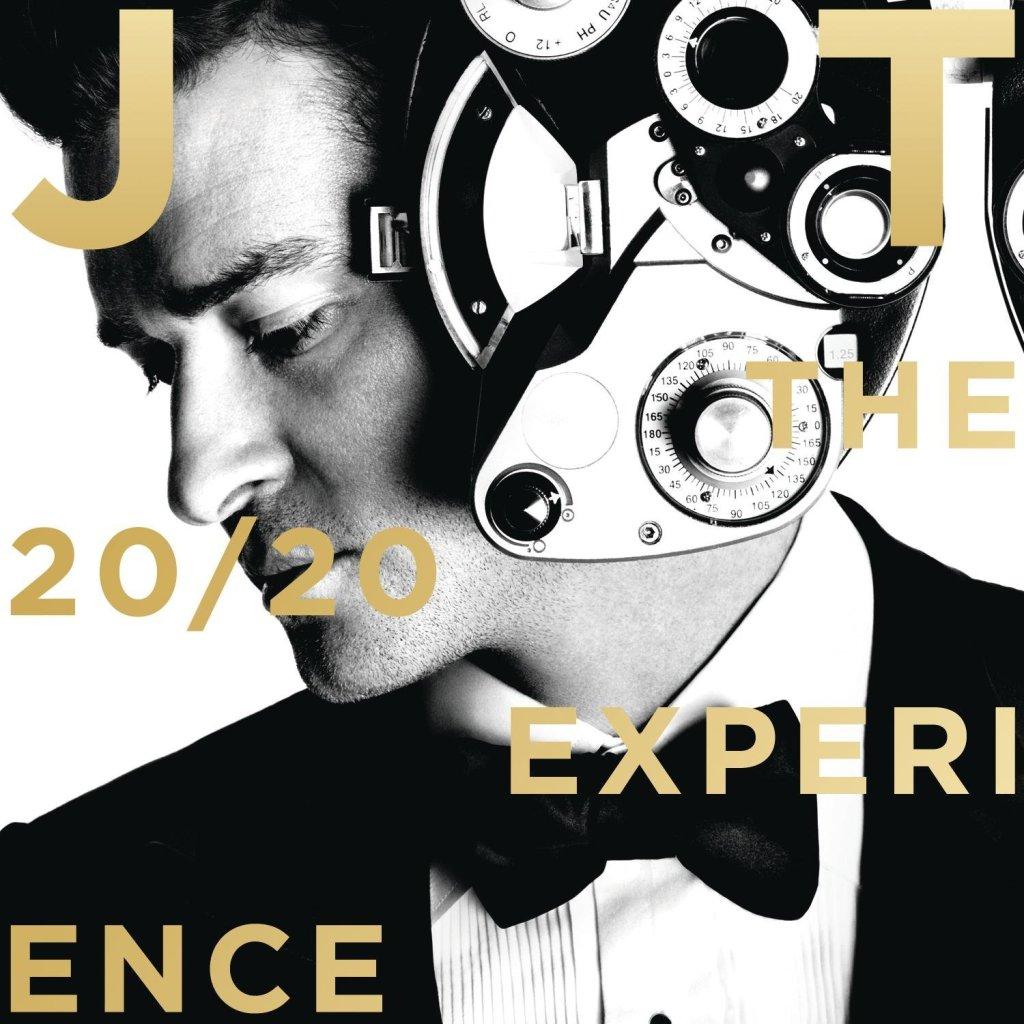 justin timberlake 20/20 experience