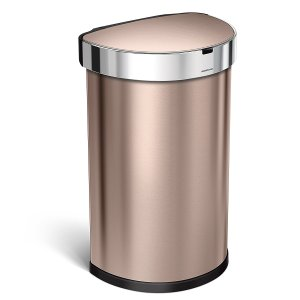 Touchless Garbage Can
