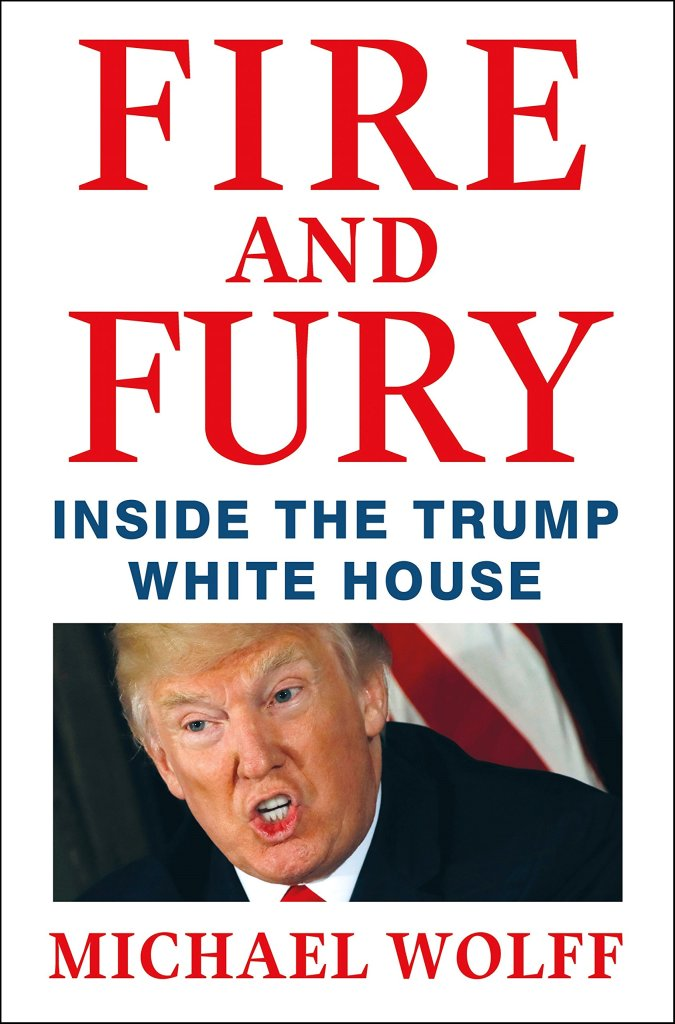 fire and fury trump book