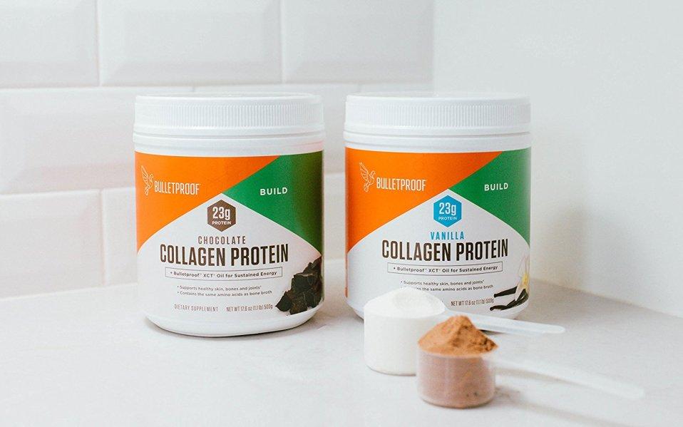 collagen supplements skin