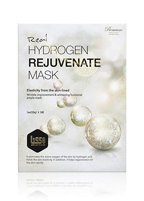 Lisse beauty mask