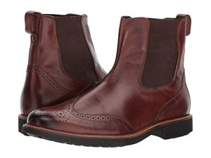Chelsea Boots Wing Tips Men's