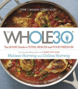 Whole 30 Diet Cookbooks Guides