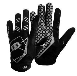 football gloves sticky