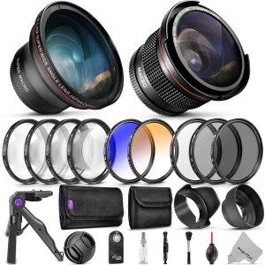 Lens Kit Canon