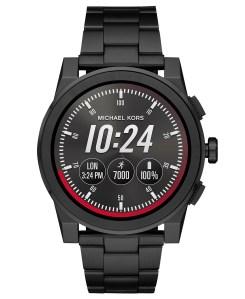 Black Smartwatch Michael Kors
