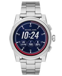 Silver Smartwatch Michael Kors