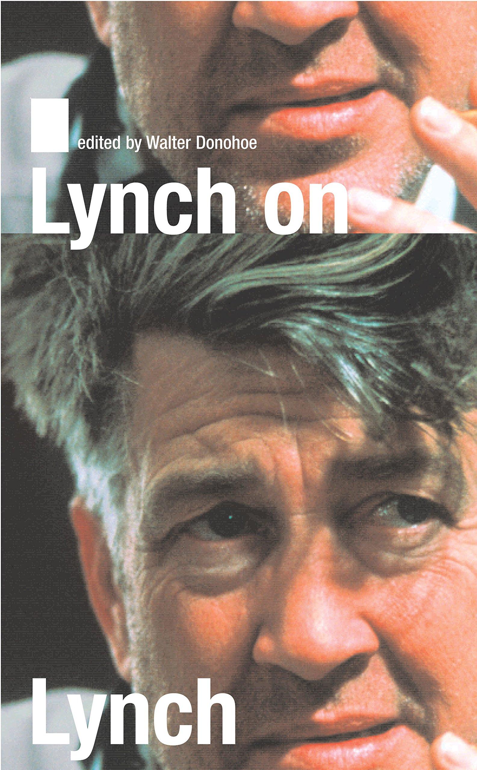 david lynch book
