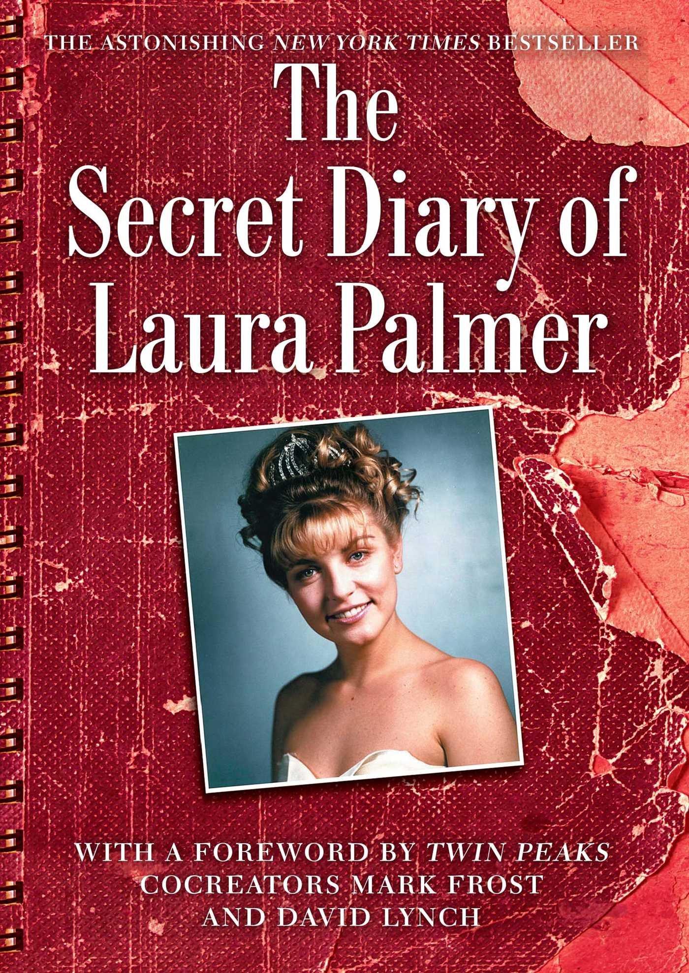 secret diary of laura palmer book
