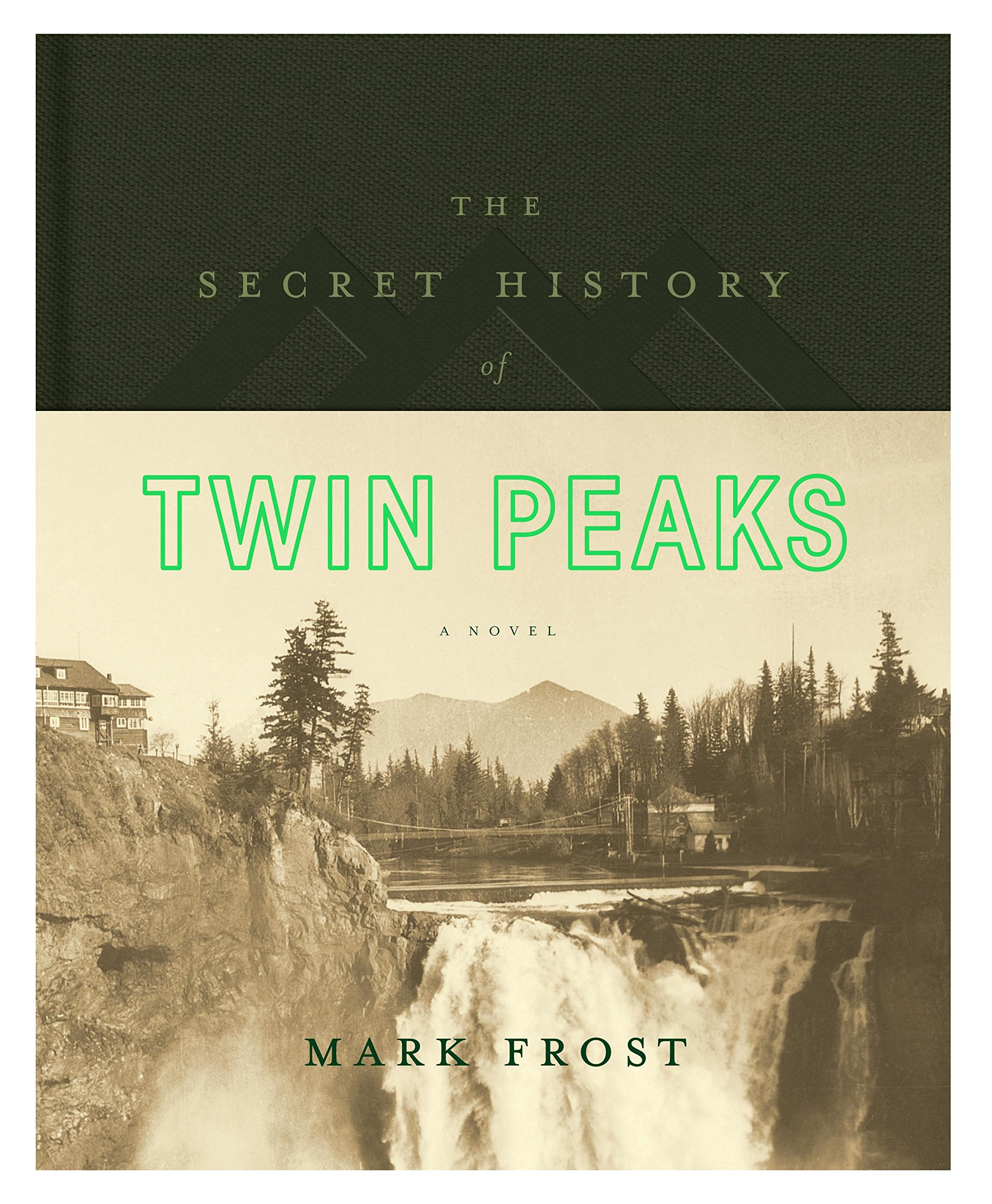 twin peaks books amazon