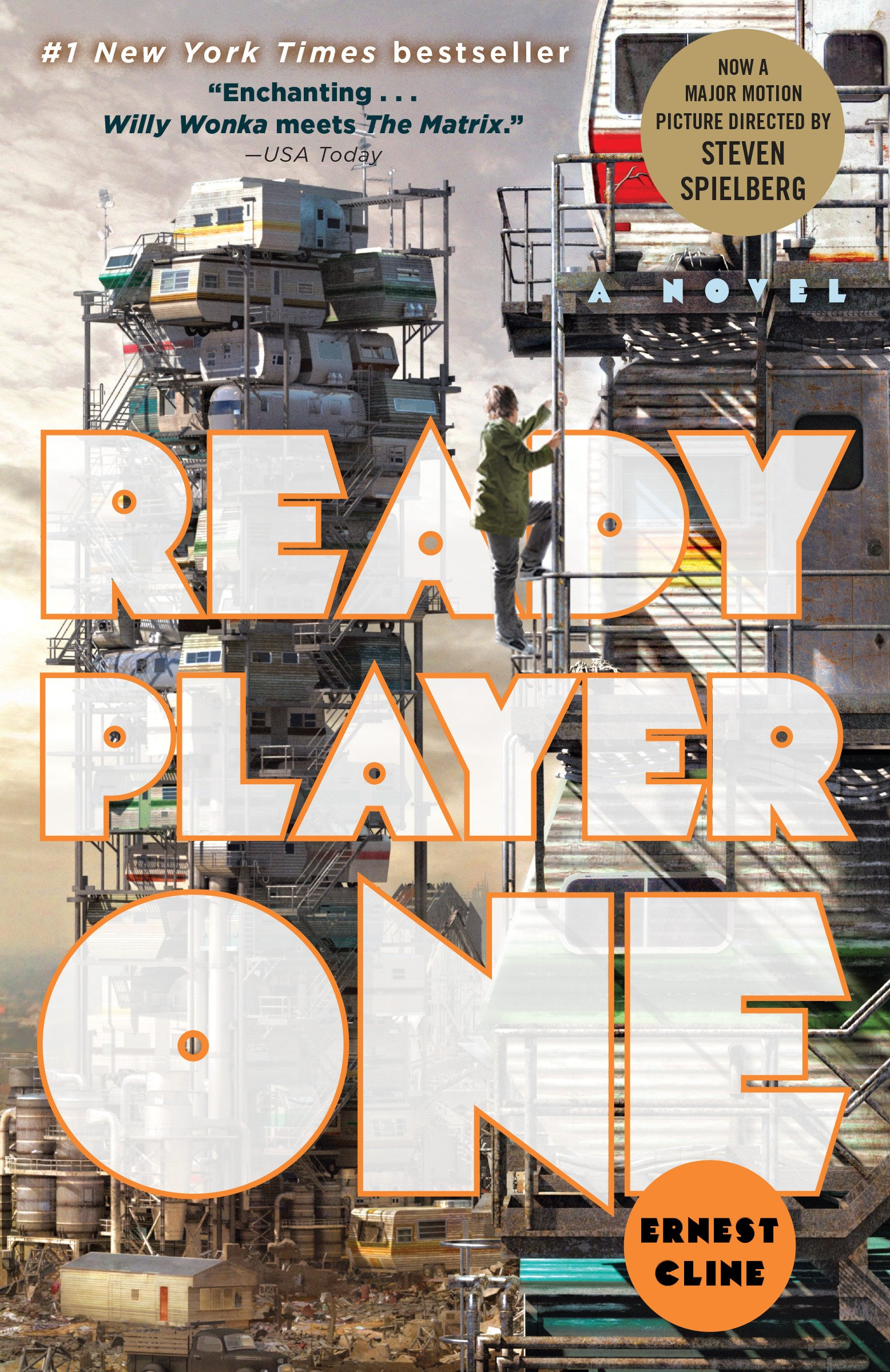 ready player one book amazon