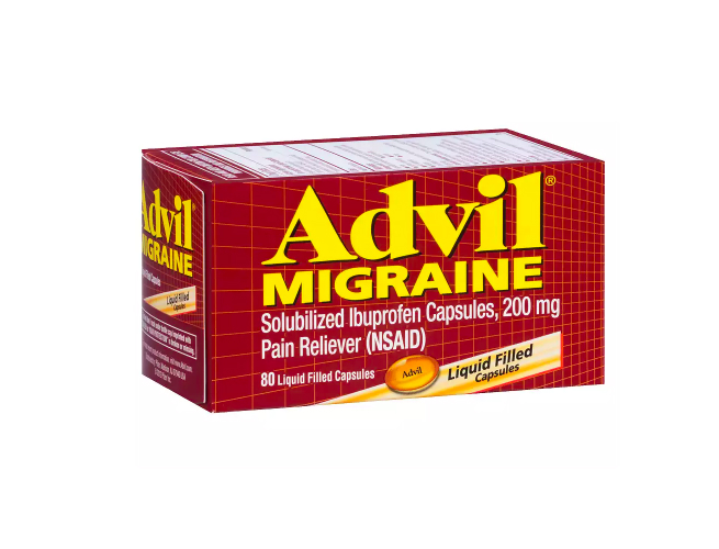 advil migraine relief