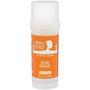 All Natural Orange Creamsicle Deodorant by Primal Pit Paste