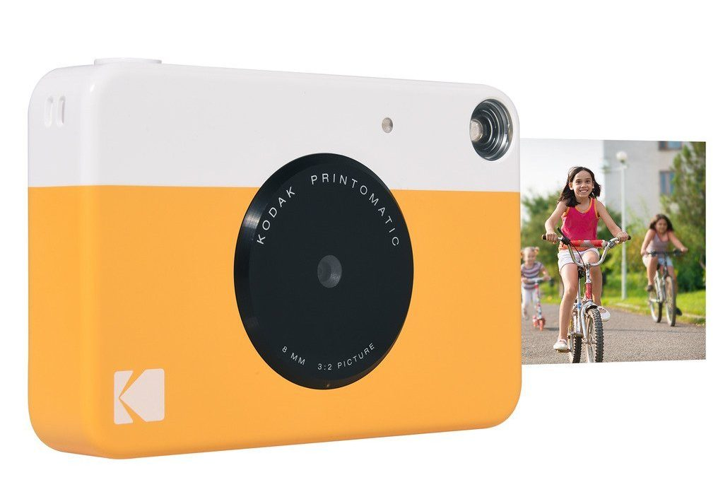 instant print camera kodak