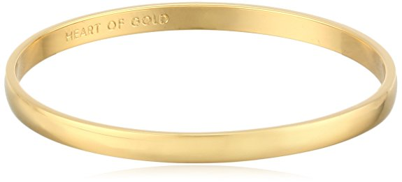 anniversary gift ideas 10 best presents for women kate spade gold bracelet bangle