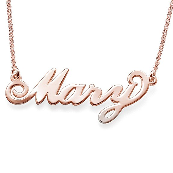 anniversary gift ideas 10 best presents for women personalized name necklace