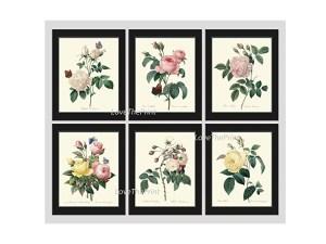 floral print art