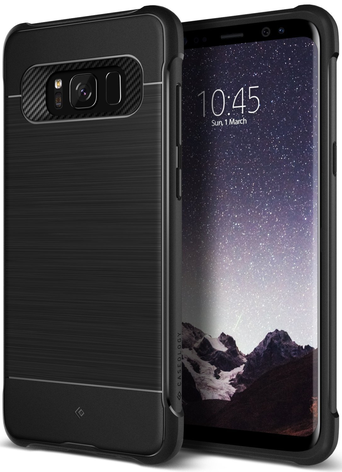 Caseology drop tested Samsung Galaxy S8 Case