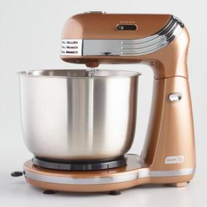 Copper Dash Go Everyday Electric Mixer by World Market