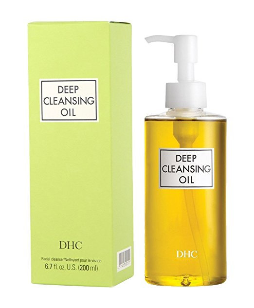 face oil best cleansing oils by skin type deep dhc