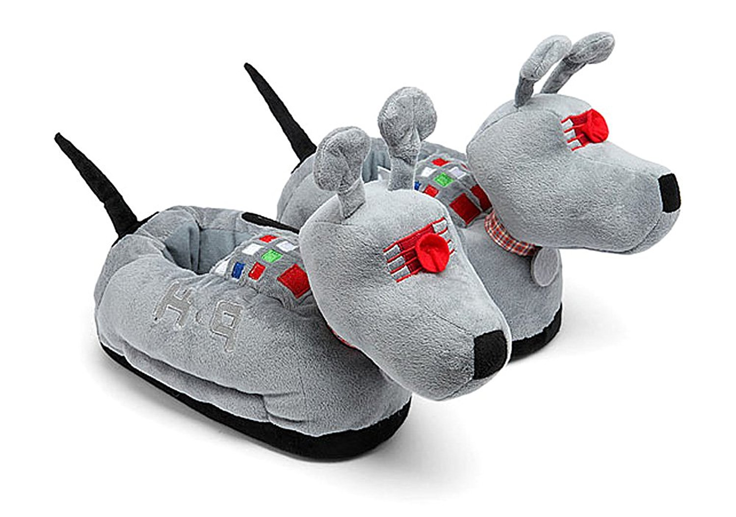 doctor who dog slippers