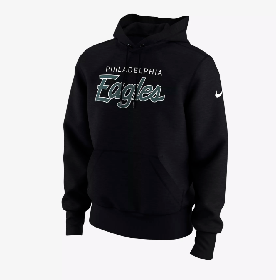 nike philadelphia eagles super bowl hoodie