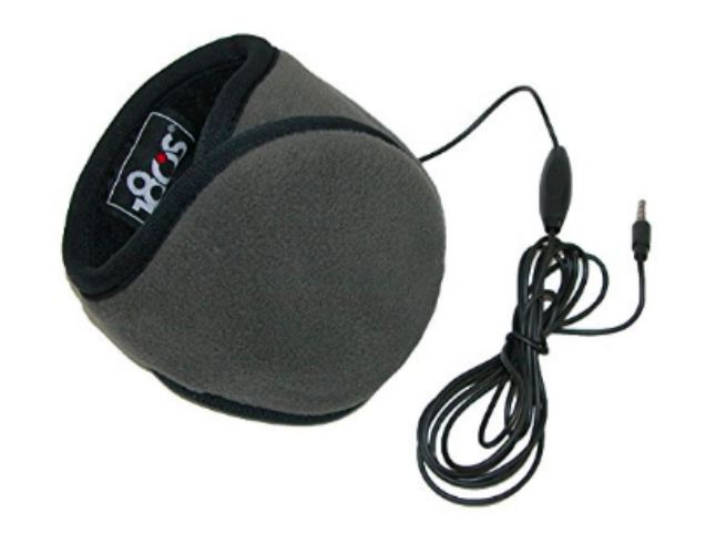 180s fleece headphone ear warmer