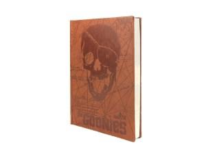 sci-fi notebook