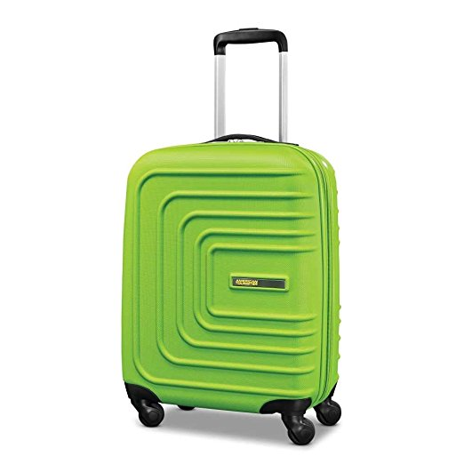 bright luggage how to never lose suitcase green american tourister ilite