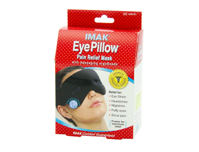 imak eye pillow