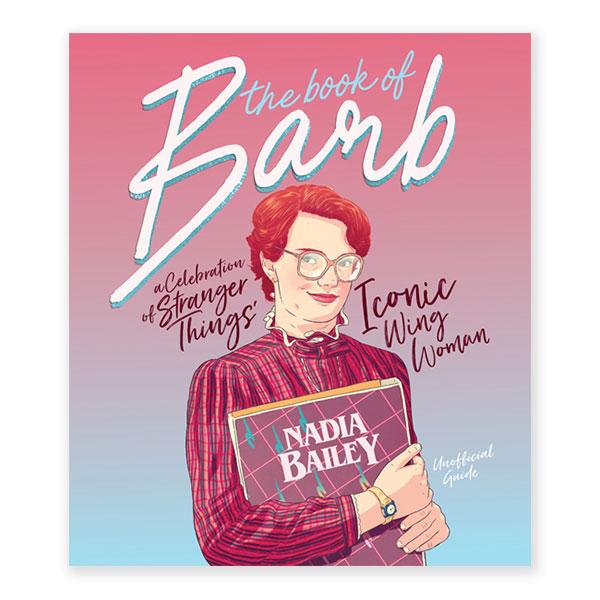 Book of Barb Stranger Things