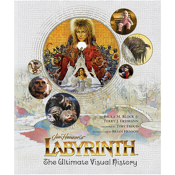 labyrinth movie best gifts fans jim henson book visual history
