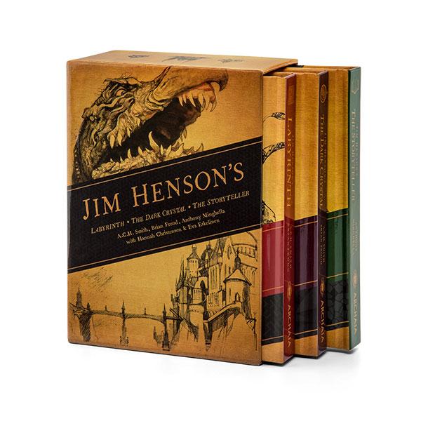 labyrinth movie best gifts fans jim henson box set