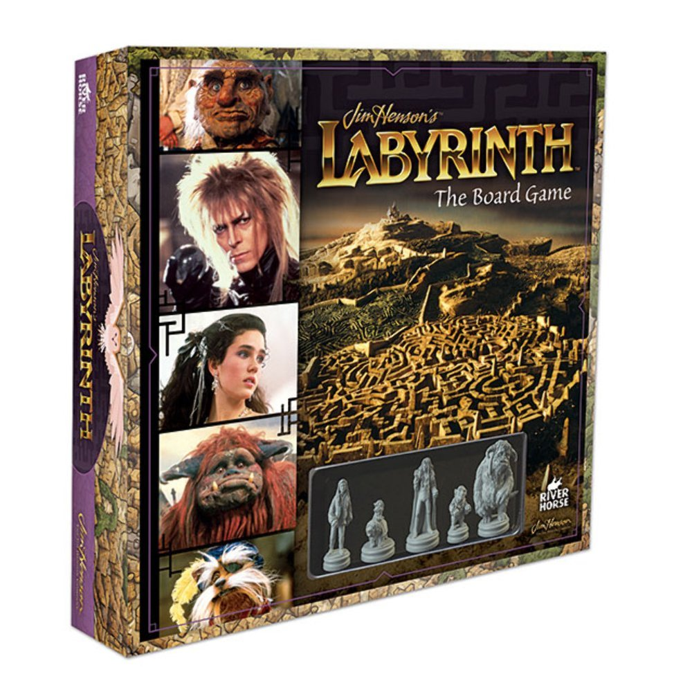 labyrinth movie best gifts fans jim henson board game